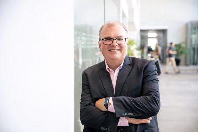Claus Fesel, Bürgermeisterkandidat für Oberasbach